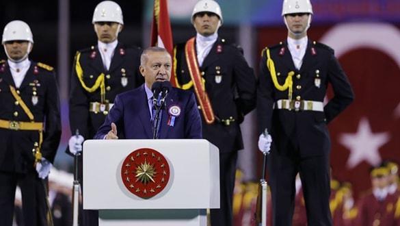 Başkan Erdoğan'dan kayyum açıklaması: Seyirci kalmayacağız