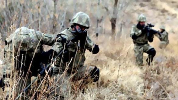 Milli Savunma Bakanlığı duyurdu: Pençe 3 harekatı başladı