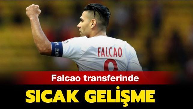 """Falcao transferinde son durum nedir"""" Falcao ne zaman gelecek"""""""