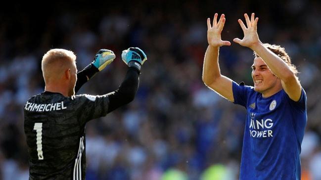 Premier Lig'de Leicester City,  Sheffield United'ı mağlup etti