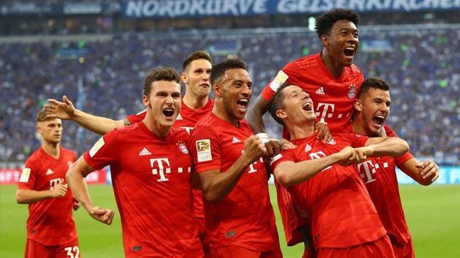 Bayern Münih üç puanı üç golle aldı