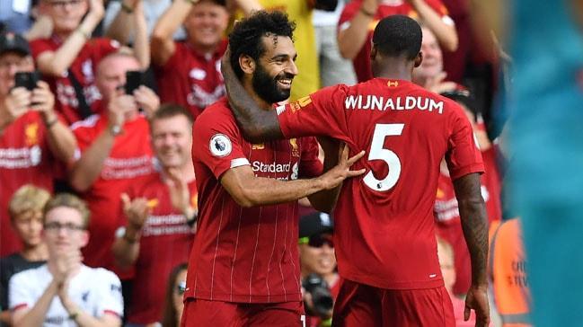 Liverpool, Arsenal'i Salah ile yendi