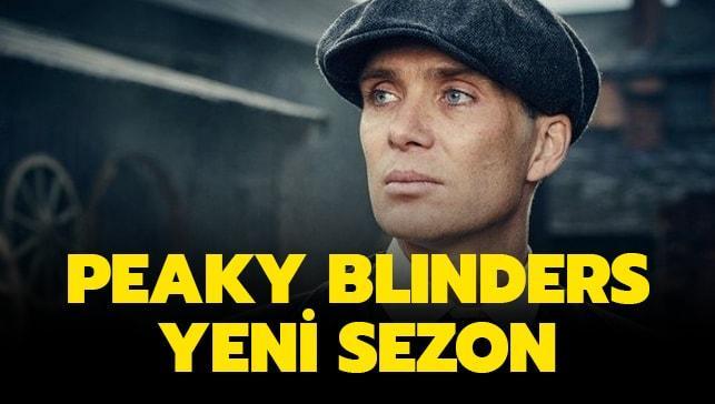 """Peaky Blinders 5. sezon yayında mı"""""""