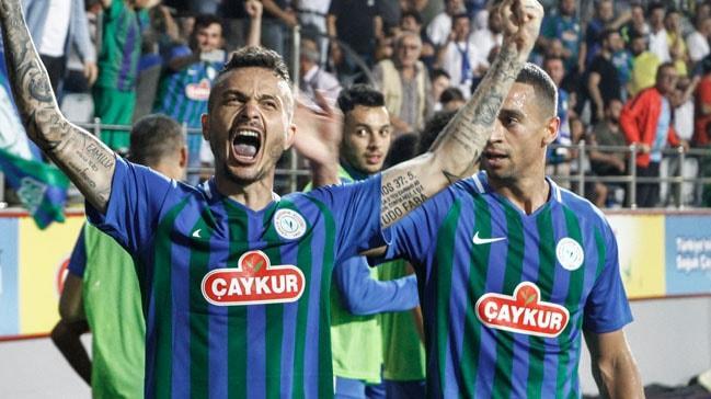 Çaykur Rizespor, Sivasspor'u puansız gönderdi