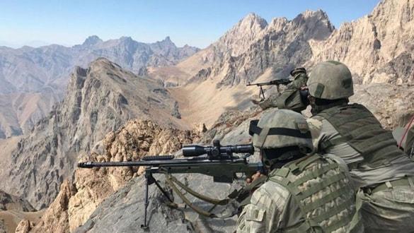 PKK neye uğradığını şaşırdı! Çok sayıda terörist öldürüldü