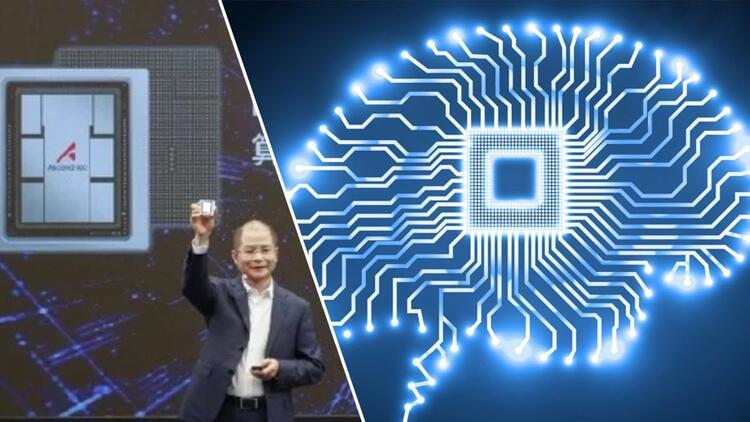 Huawei'den dünyada bir ilk! En güçlü yapay zeka işlemcisi