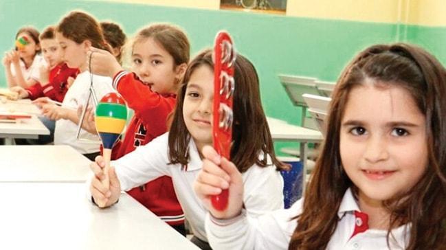 İlkokul 1'lere uyum eğitimi