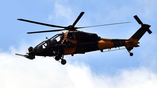 51. T129 Atak helikopter TSK'ya teslim edildi: Yerli motor yakında...