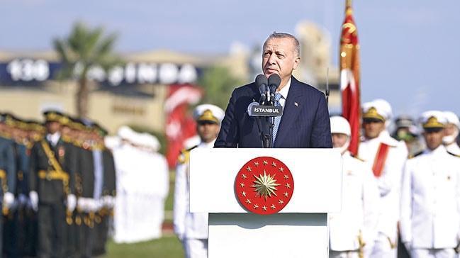 Başkan Erdoğan: Kontrolümüz dışında güvenli bölge olamaz