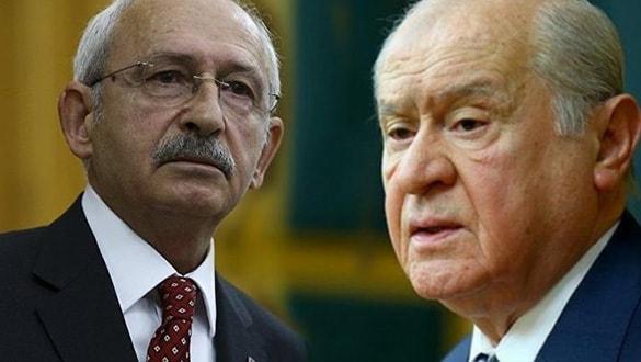 Bahçeli'den Kılıçdaroğlu'na sert tepki: Kandil'e çoktan dümen kırmış