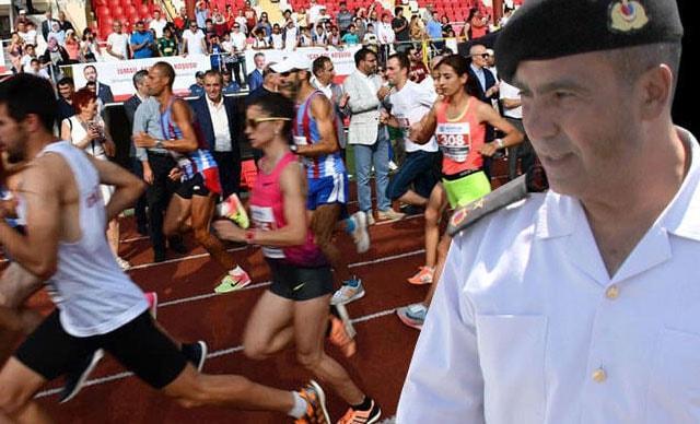 Binbaşı Demir, katıldığı koşuda hayatını kaybetti!