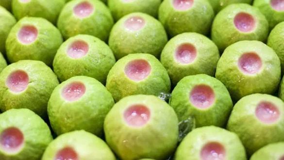 Yılda 10 ton guava üretiyor! Her derde deva