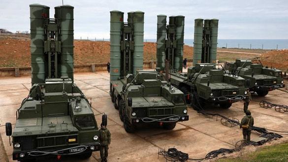 Hindistan, Rusya'dan alacağı S-400'lerin ilk avans ödemesini yaptı