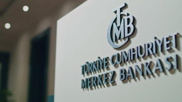 Merkez Bankası yıl sonu enflasyon tahminini düşürdü