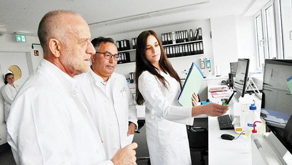 Türk hekim ve ekibinden kişiye özel kanser tedavisi: Kansere karşı savaşçı hücre