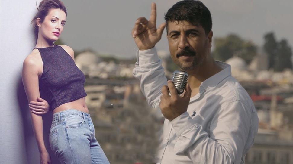İrem Sak 'Çok sevdim yalan oldu' şarkısına ikinci klibi çekti! Sosyal medya yıkıldı