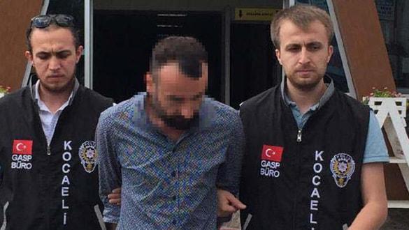 Cezaevinden izinli çıkıp, taksici arkadaşıyla gasp yaptı