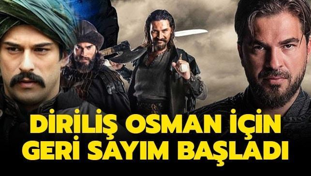 """Diriliş Ertuğrul'un devamı Diriliş Osman ne zaman başlıyor"""""""