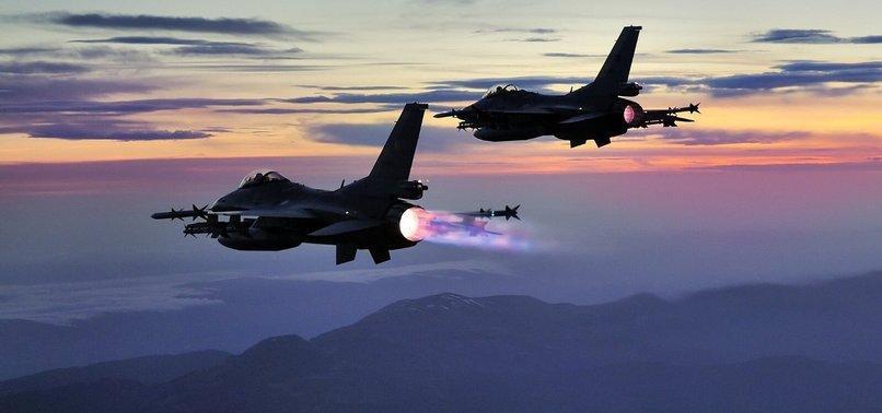 Bakanlık açıkladı: Irak kuzeyine hava harekatında 2 terörist etkisiz hale getirildi