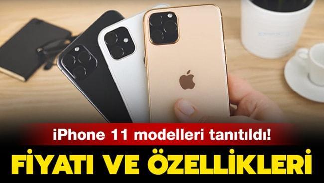 """iPhone 11 ne kadar"""" Özellikleri ne"""" Apple yeni iPhone 11 fiyatı ve özelliklerini tanıttı!"""