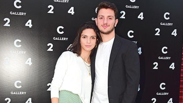Sibel Can ve Sulhi Aksüt'ün oğlu Emir'in sürpriz arkadaşı