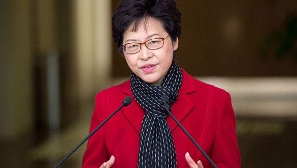 Hong Kong'dan ABD'ye tepki: İç işlerimize karışmayın