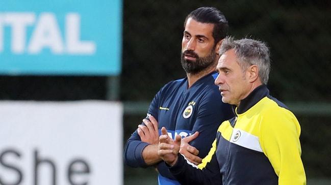 Ersun Yanal, Alanyaspor maçının ilk 11'i için 9 bankoyu belirledi