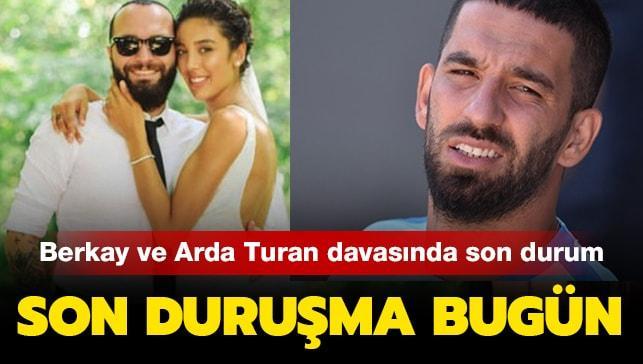 """Arda Turan ceza aldı mı, hapise girecek mi"""" Arda Turan Berkay olayı nedir"""""""