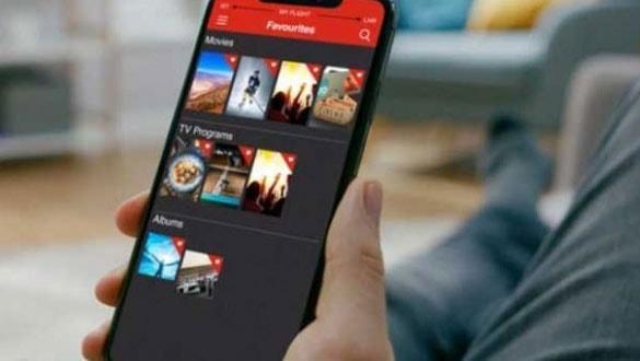 THY, eğlence platformundaki yeni mobil uygulamasını duyurdu