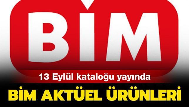 """13 Eylül 2019 BİM aktüel ürünler kataloğu yayında! BİM'e bu hafta neler geliyor"""""""