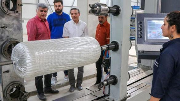 Türkiye'de bir ilk olacak! İranlı mühendis Van'da üretiyor
