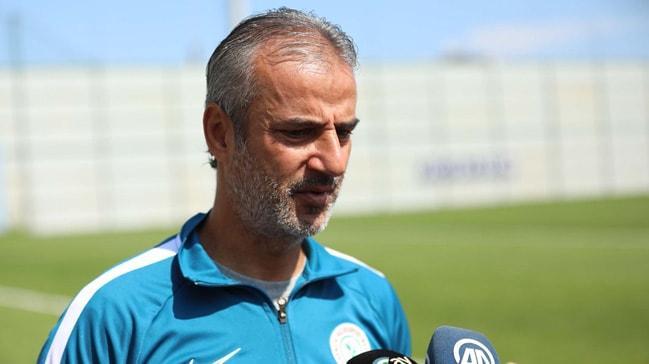 İsmail Kartal: Göztepe maçından en kötü 1 puan almak istiyoruz