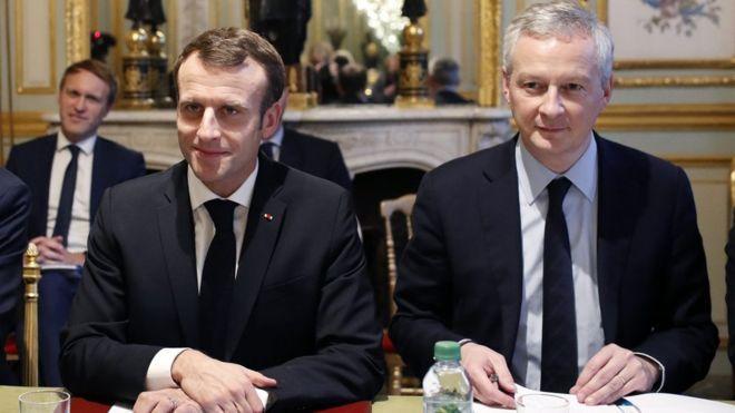Fransa'yı karıştıran kurşunlu mektuplar! Macron'un en yakınındaki isimlerden...