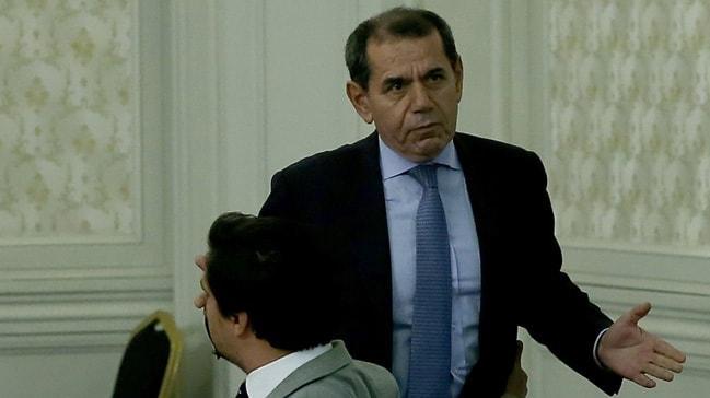 Dursun Özbek'ten haciz sözleri: 'Soyup soğana çevirdi' diyorlar, el insaf!
