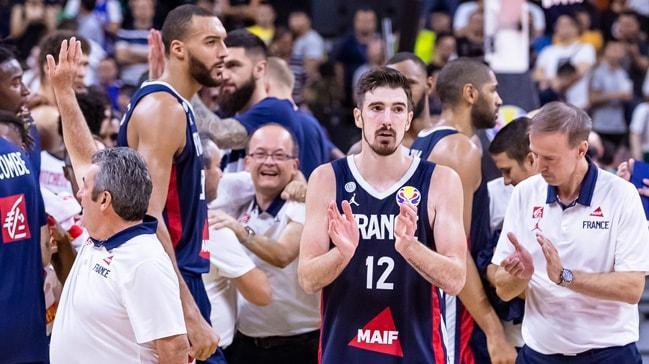 2019 FIBA Dünya Kupası'nda Fransa, ABD'yi yenip yarı finale yükseldi