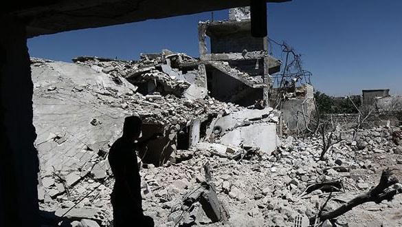 BM: ABD öncülüğündeki koalisyon, Rusya ve rejimin eylemleri savaş suçları kapsamına girebilir