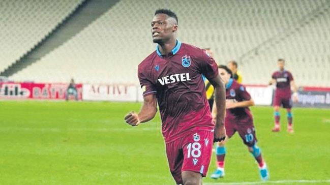 Trabzonspor'un iki yıldızı idmanda sakatlık geçirdi