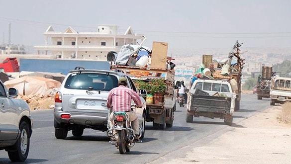 İdlib'de 1 milyon sivil yerinden edildi