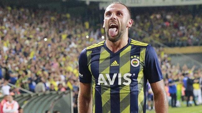 Fenerbahçe, Vedat Muriqi'nin sözleşmesine '50 milyon Euro'ya serbest kalır' maddesi koyacak
