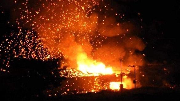 """KKTC'deki patlamanın nedeni ne"""" İşte ilk iddia"""