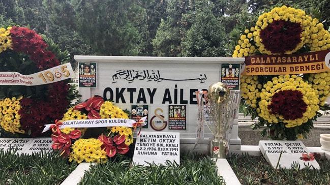 Galatasaray'ın unutulmaz futbolcularından Metin Oktay, yarın anılacak