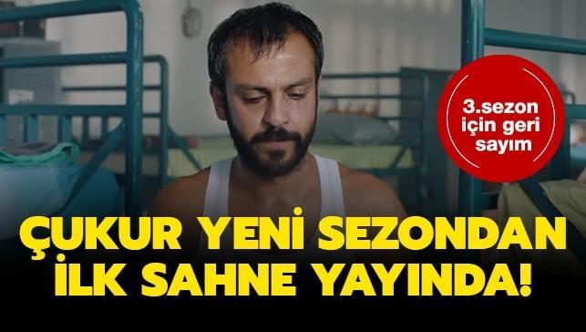 """Çukur yeni sezon fragmanı yayınlandı! Çukur 3. sezon ne zaman başlayacak"""""""