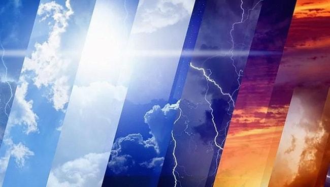 """İl il hava durumu tahminleri yayında: Hafta sonu hava nasıl olacak"""""""