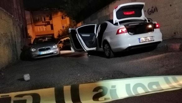 İstanbul'da gece yarısı hareketli anlar! Polise ateş açtılar
