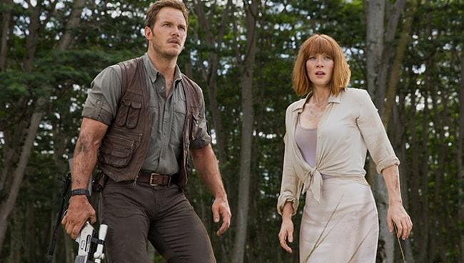 "Jurassic World oyuncu kadrosunda kimler var"" Jurassic World filmi konusu nedir"""