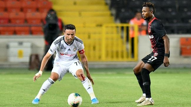 Süper Lig'de çılgın maç! Beşiktaş, Gazişehir deplasmanında çıkamadı