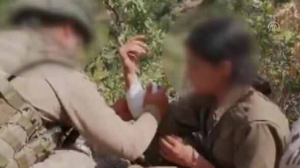 Mehmetçikten insanlık dersi! 'Kızınız artık güvenli ellerde'