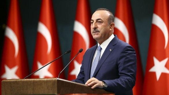 Çavuşoğlu'ndan Rum Dışişleri Bakanı'na sert tepki: İyi çocuk ama sınırı aşmasın!