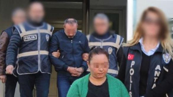 Kan donduran olay! Kocasını sevgilisine bıçaklattı, cesedini yaktı, 13 yıl maaşını yedi