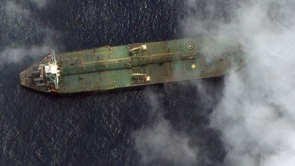 Son dakika haberi: İran Devrim Muhafızları BAE'ye yakıt taşıyan tankere el koydu